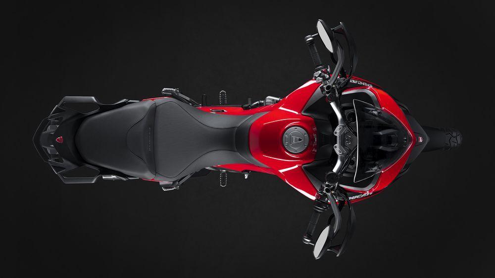 Ducati Multistrada V2 Top