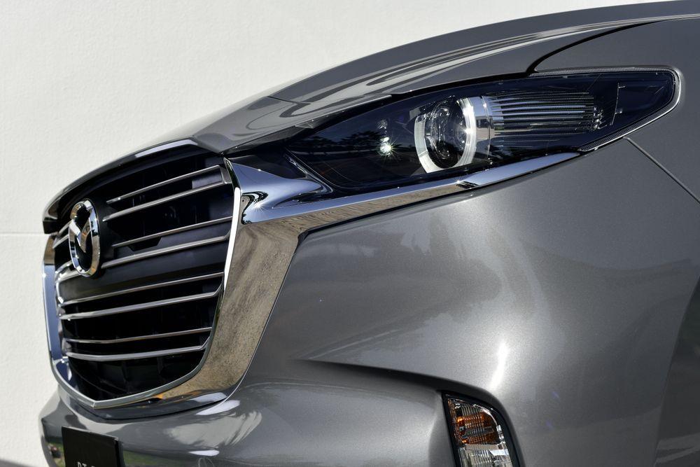 ภายนอกAll New Mazda BT 50