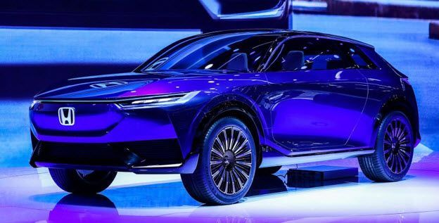 Honda HR-V PHEV