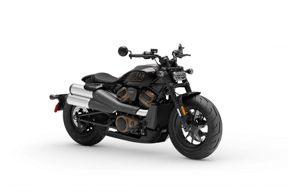 Harley-DavidsonSportster® S Vivid Black