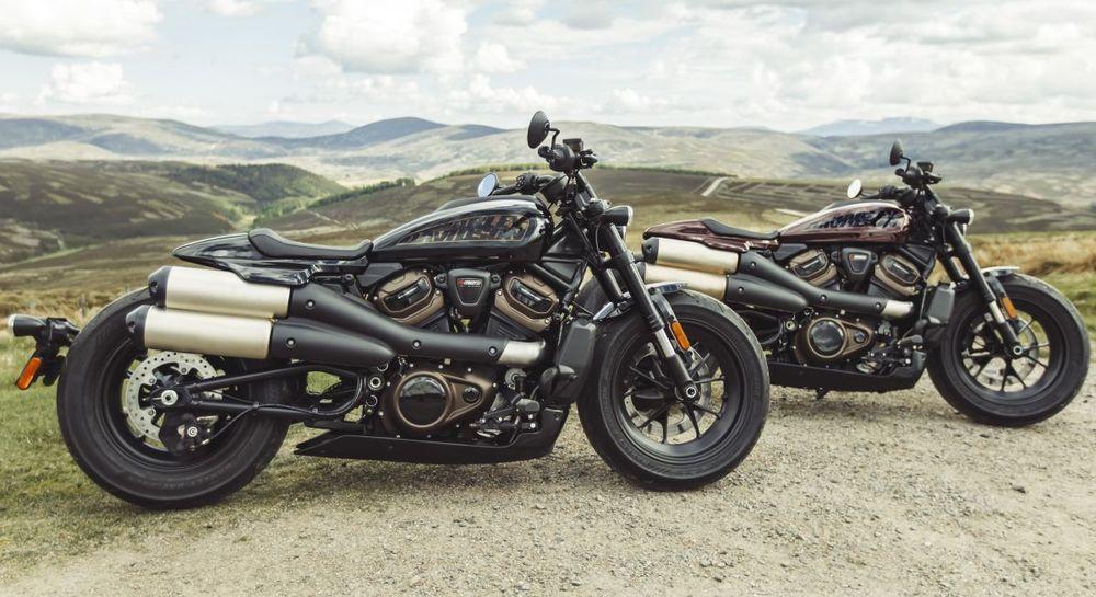 Harley-Davidson Sportster® S