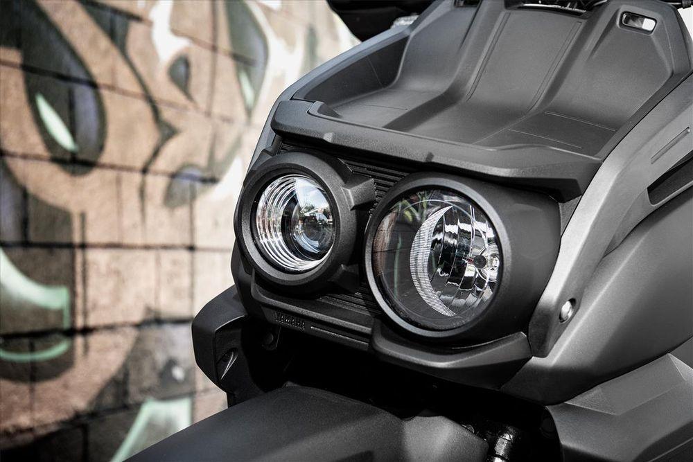 Yamaha Zuma 125 Headlight