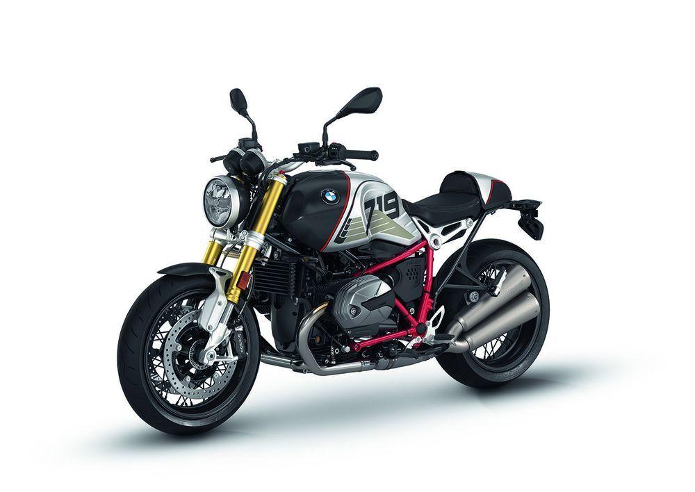 BMW R nineT 2021 Option 719 Night Black matt/Aluminium matt