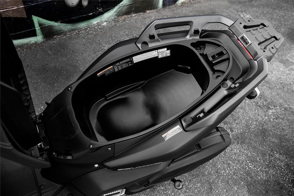 Yamaha Zuma 125 UBox