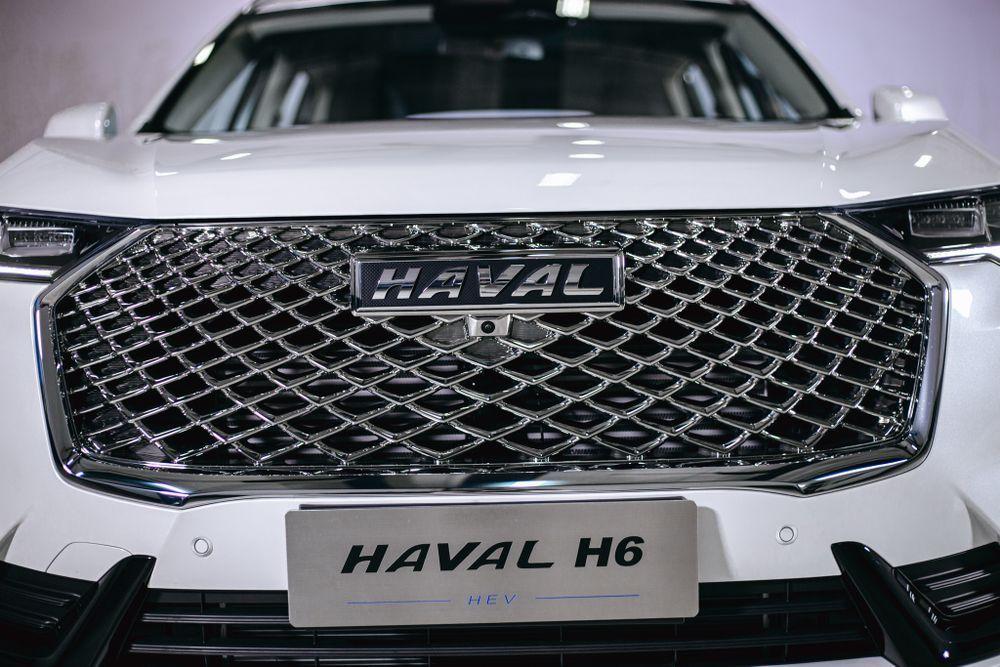 จุดเด่น Haval H6
