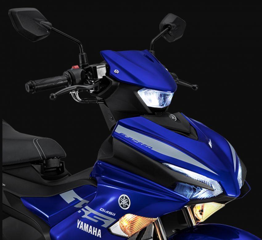 Yamaha Exciter 155 Headlight