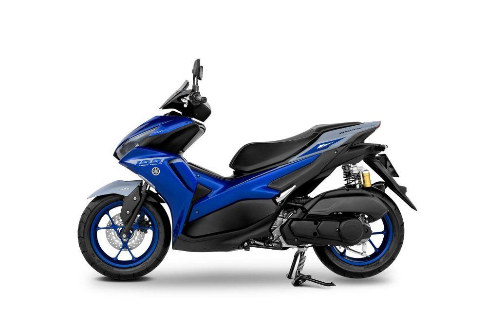 Yamaha Aerox 2021 ABS Blue
