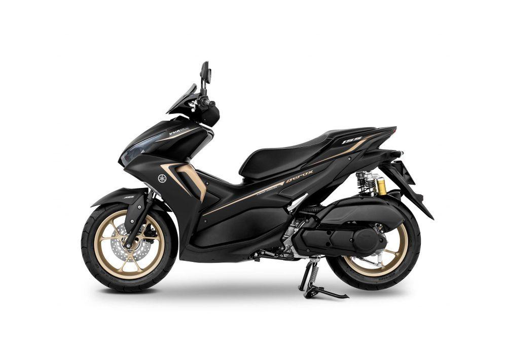 Yamaha Aerox 2021 ABS Black