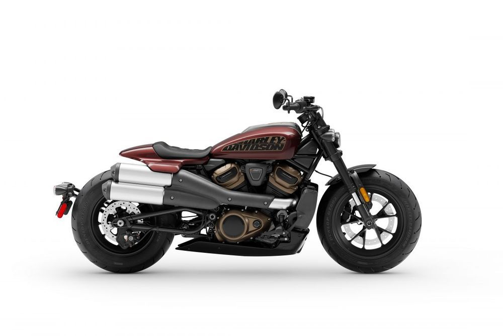 Harley-DavidsonSportster® S Midnight Crimson