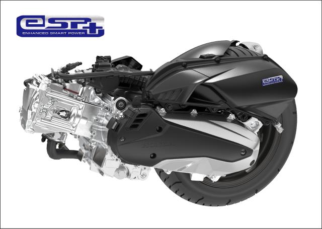 Honda PCX160 Engine