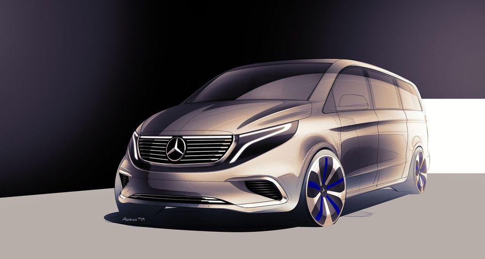 EQV Concept car