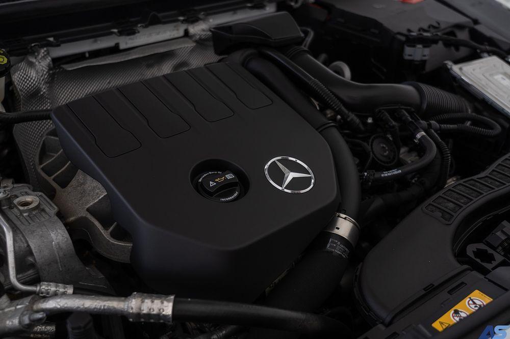 เครื่องยนต์ Mercedes Benz A200