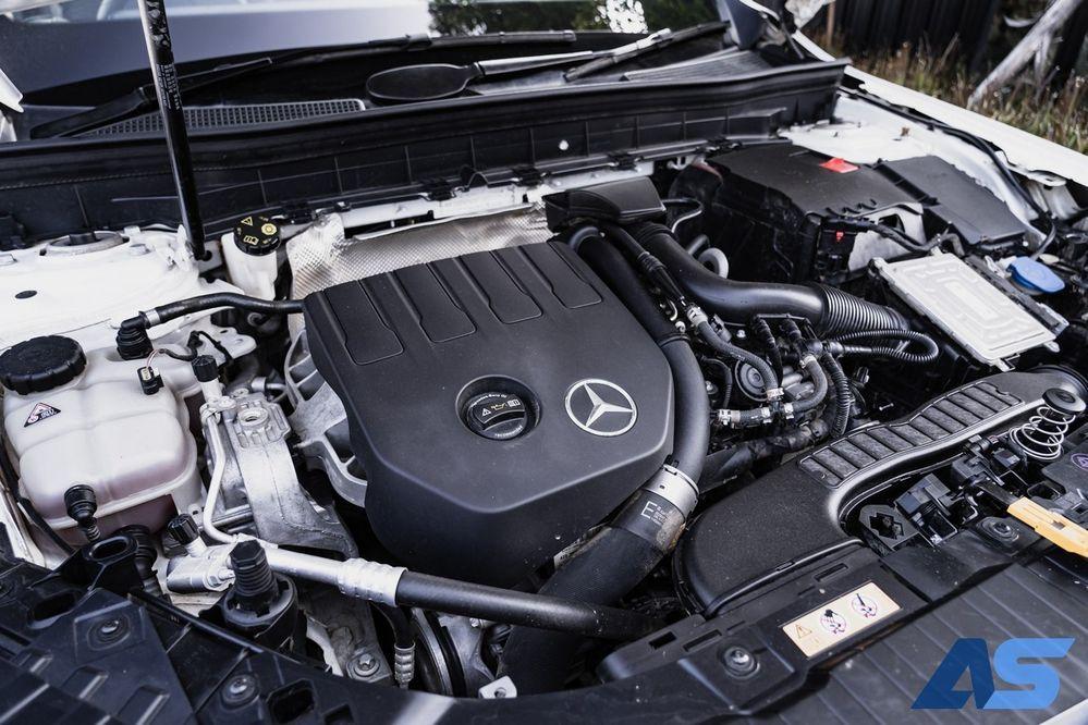 เครื่องยนต์ Benz GLB 200