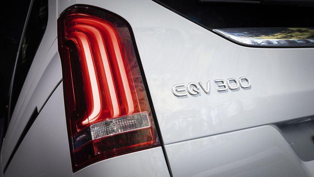 EQV 300 Rear Light