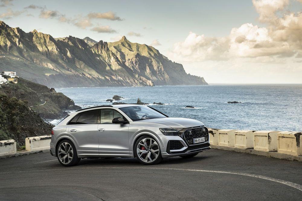 ราคา New Audi RS Q8 quattro