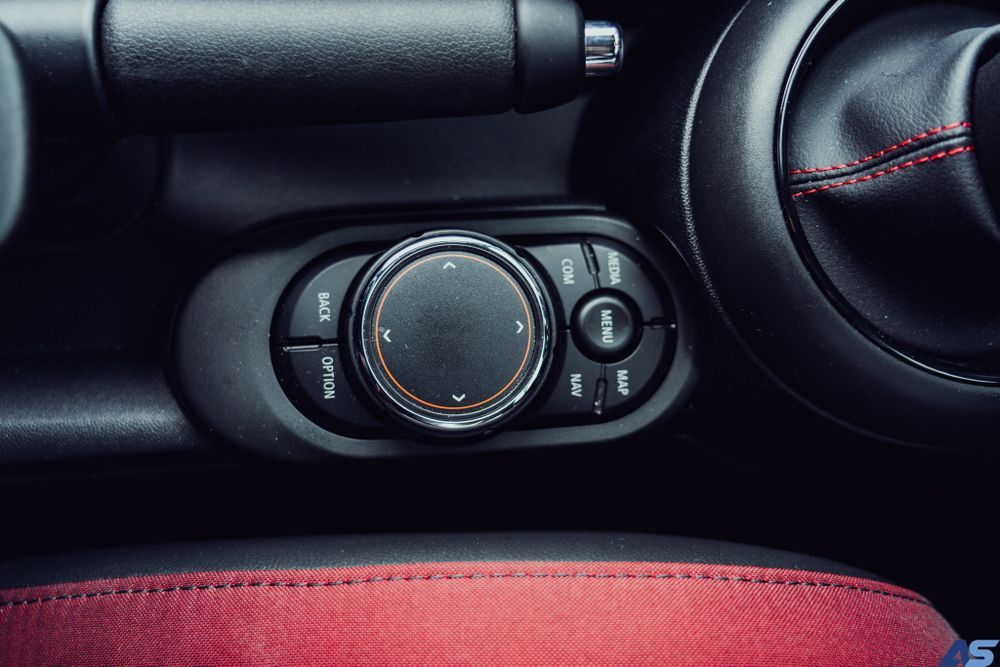 Pad MINI JOHN COOPER WORKS