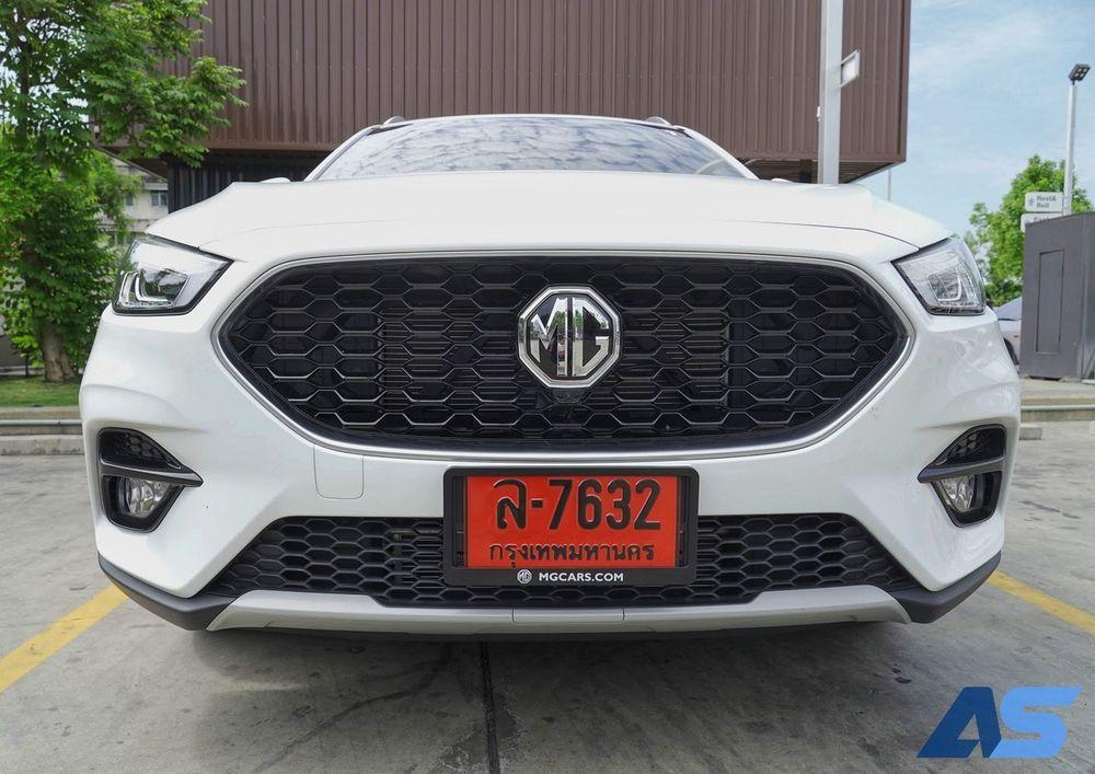 รีวิว New MG ZS 2020