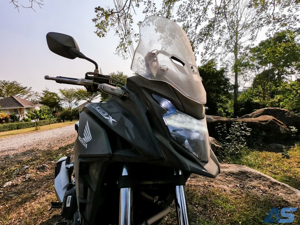 รีวิว Honda All new CB500X