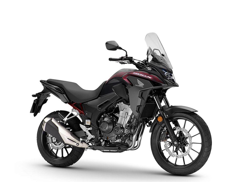 New Honda CB500X