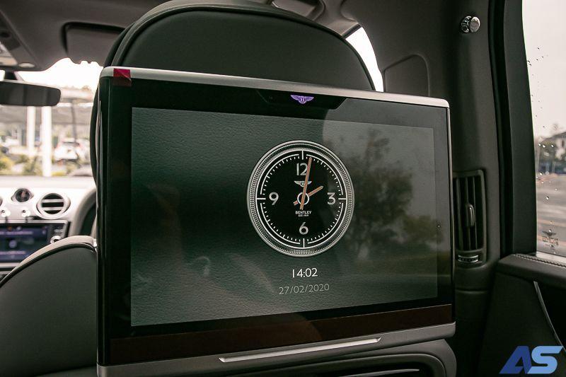 Bentayga V8 เอสยูวี