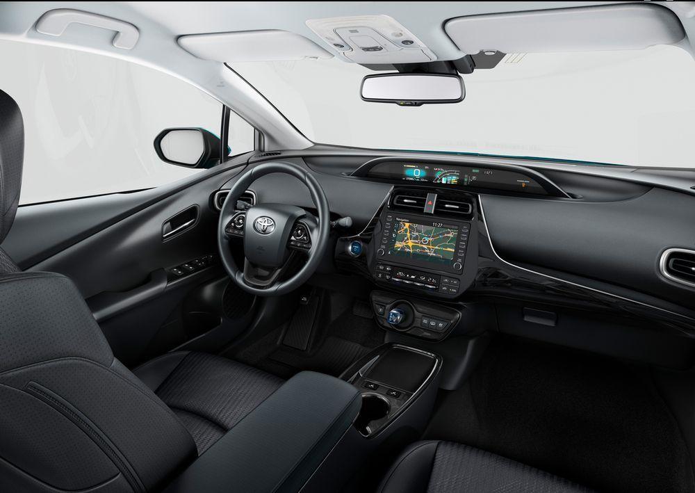Toyota Prius รีวิว