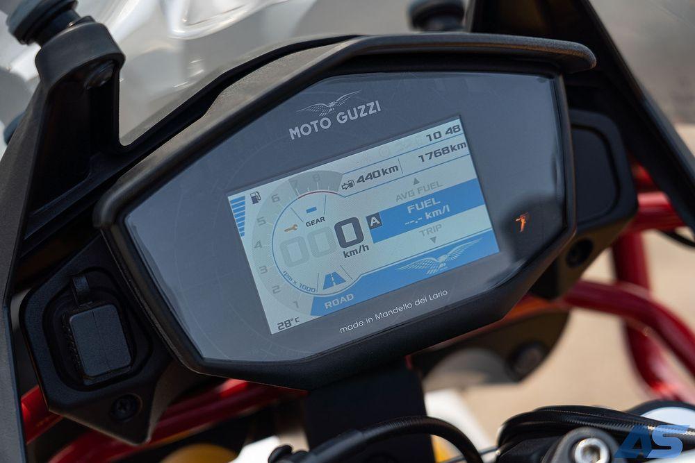 ทดลองขับ MotoGuzzi V85 TT