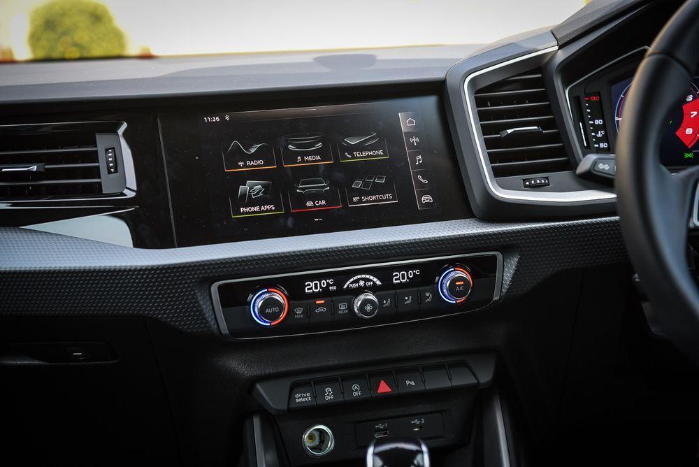 ทดลองขับ The New Audi A1 Sportback 35 TFSI S line