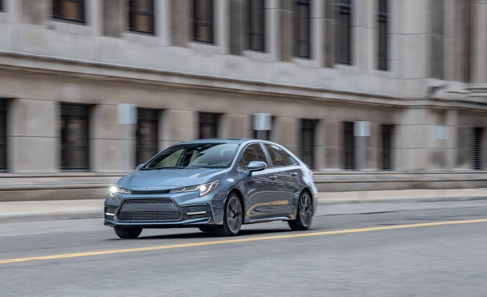 สเปค Toyota Corolla Sedan 2020