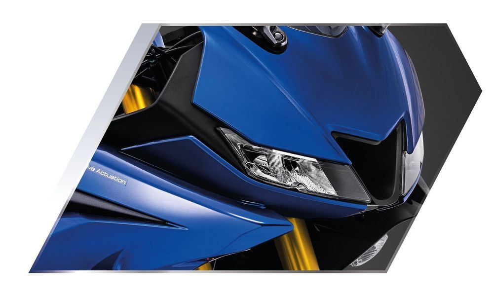 Yamaha R15 2020 Headlight