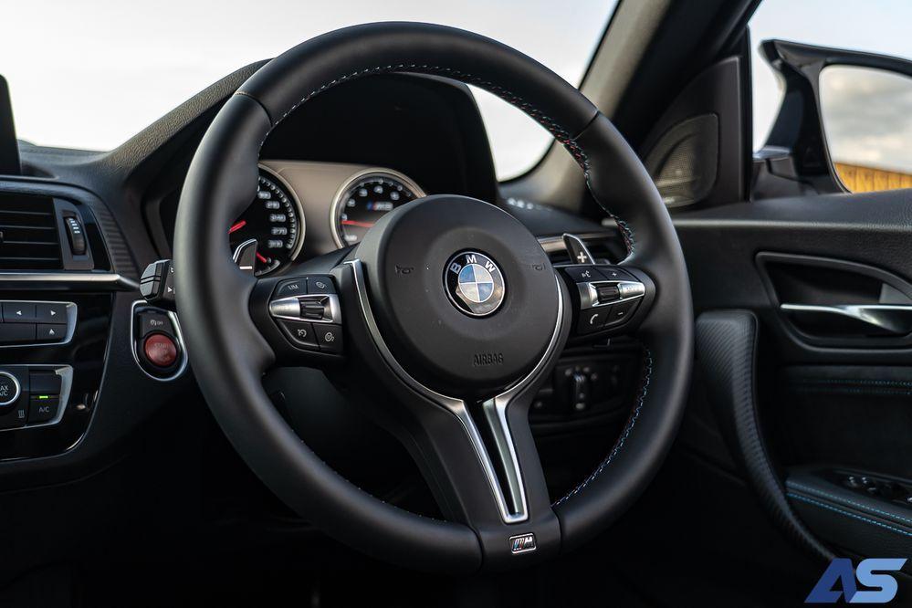 ท่อไอเสีย BMW M2 COMPETITION