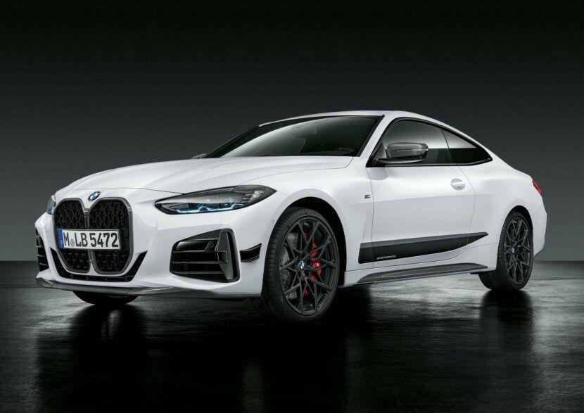 ภายใน BMW 4 SERIES 2020
