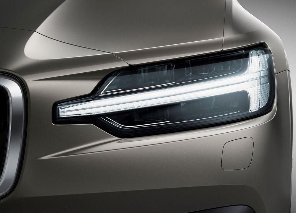 ไฟหน้า All New Volvo V60
