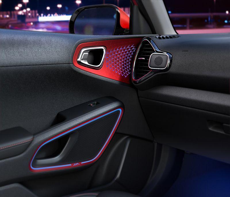 รถยนต์ไฟฟ้า Kia Soul EV
