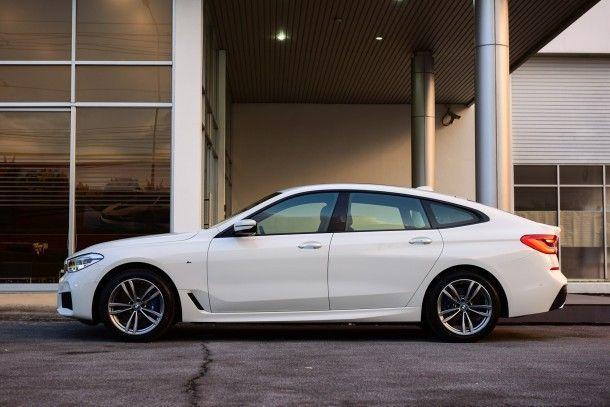 ราคา BMW630d Gran Turismo M Sport รุ่นใหม่