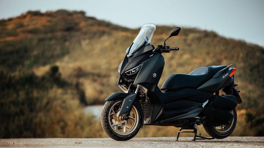 รีวิว Yamaha Xmax 300