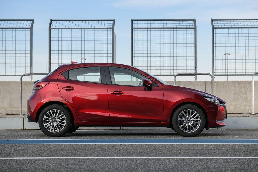 New Mazda 2 2020