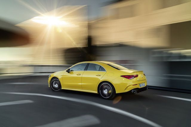 All NEW Mercedes AMG CLA