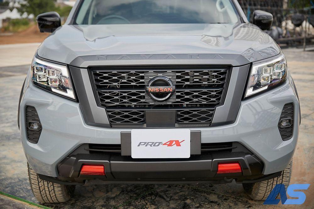 Nissan Navara Pro 2X