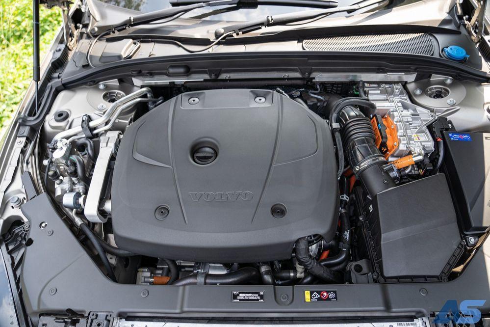 เครื่องยนต์ All New Volvo V60