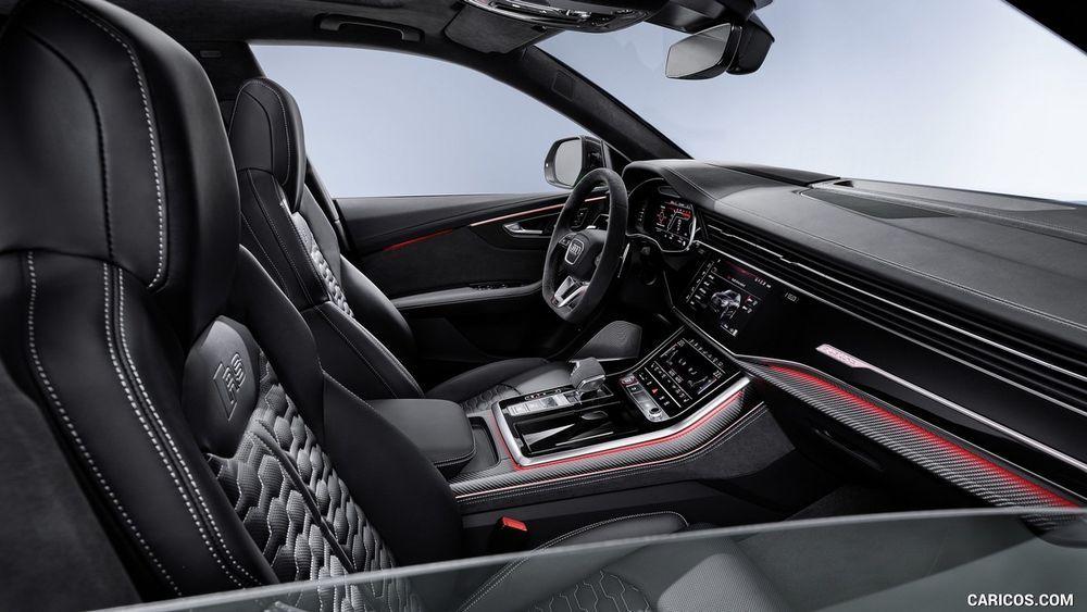 New Audi RS Q8 quattro 2020 - 2021