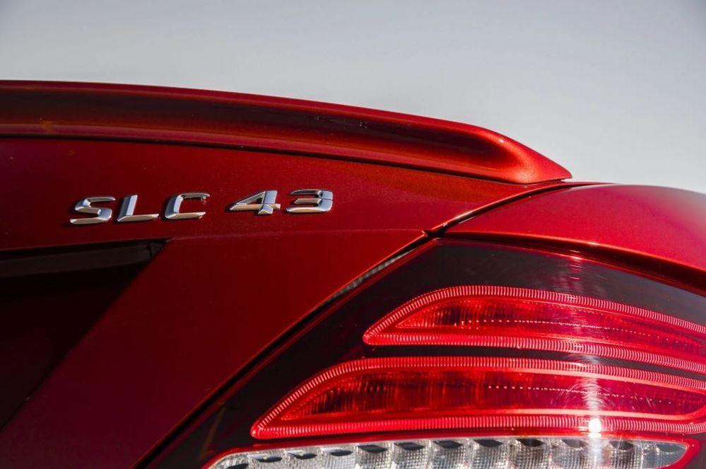 2019 Mercedes-AMG SLC 43 พร้อมขุมพลังเพิ่มอีก 23 แรงม้า