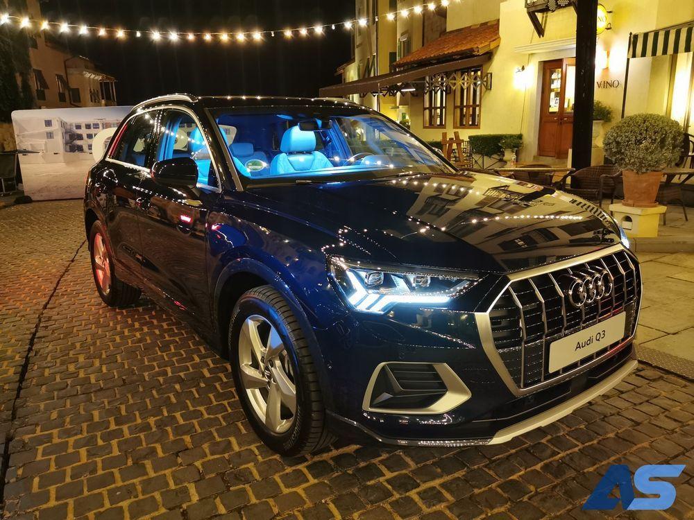 ราคา All NEW Audi Q3