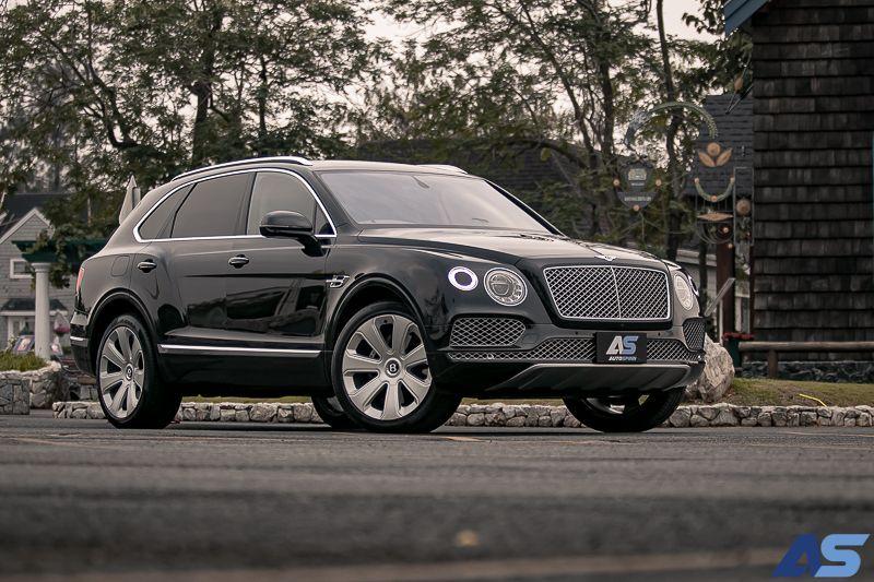 Bentley Bentayga V8 Video Review