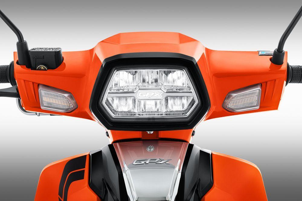 GPX Rock headlight