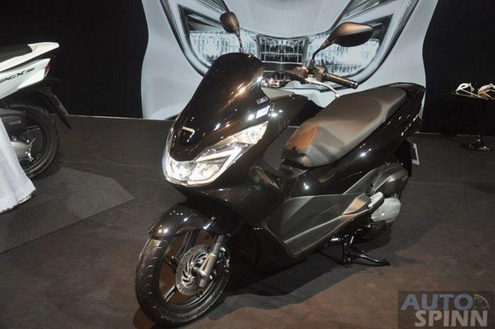 รีวิว Honda PCX Hybrid