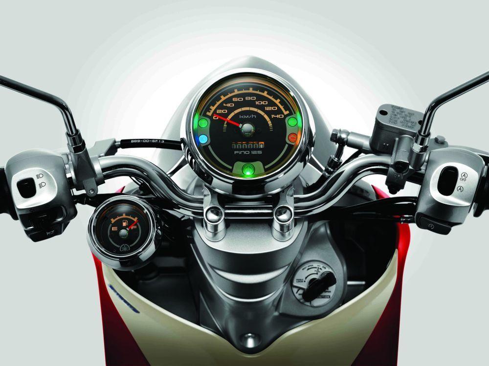 เปิดตัว Yamaha Fino 125