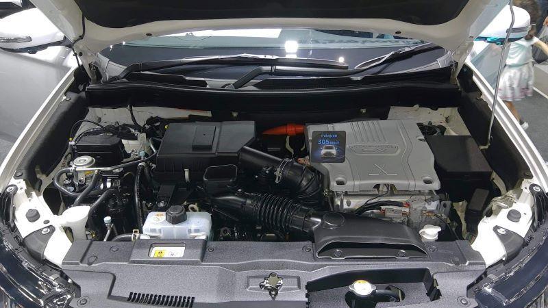 รถยนต์ไฟฟ้ารุ่นแรกของมิตซูบิชิ
