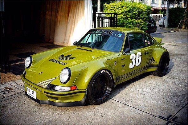 1990 RWB Backdate 964_ C2 cc