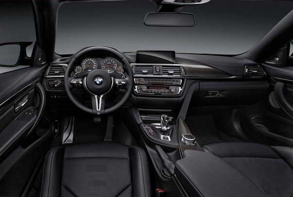 2014 BMW M$ Coupe 14