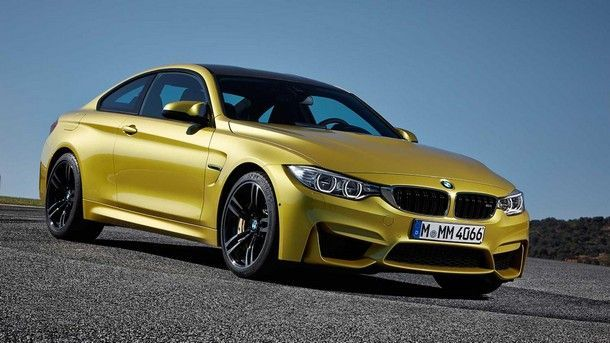 2014-BMW-M4-Coupe-front-angle